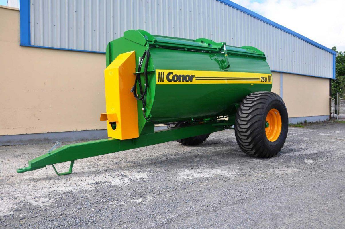 esam kļuvuši par Conor Engineering Ltd ražoto produktu