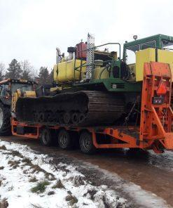 MpH traktora treileris 30