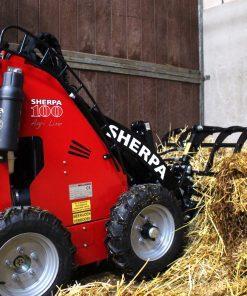 Mini iekrāvējs SHERPA 100 Agri