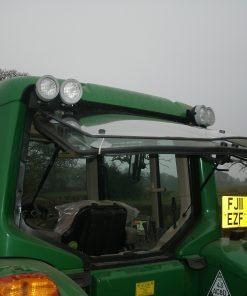 Traktora logu aizsargi Tractor Guard