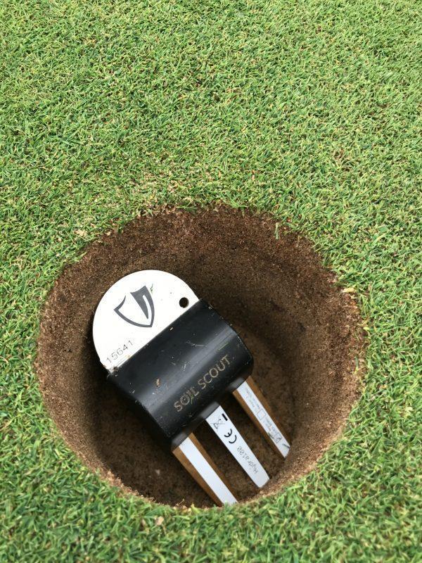 Soil Scout augsnes mitruma un temperatūras sensoru ražotāja