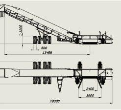 Peatmax frēzkūdras iekrāvējs JKS-15S