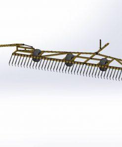 Peatmax frēzkūdras ružinātājs JLK-19S